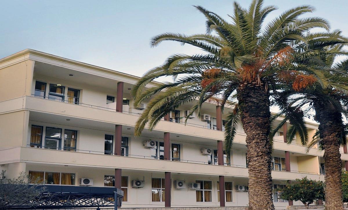 Βενιζέλειο Νοσοκομείο Ηρακλείου - νέες πτέρυγες